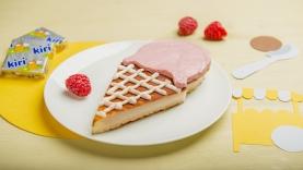 Gâteau marchand de glace Kiri ®