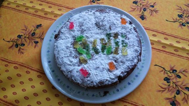 Le Gulli gâteau