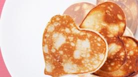 Pancakes aux poires