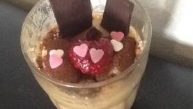 Verrine Tiramisu Chocolat