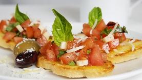 Bruschette de tomates