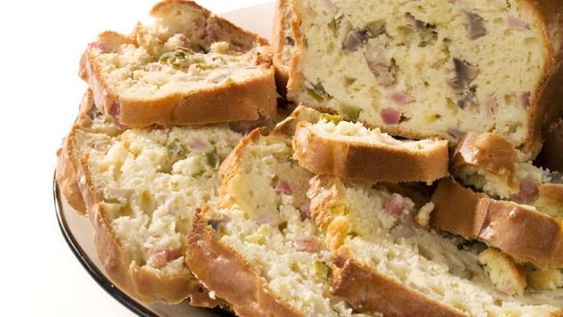 Cake aux légumes de saison