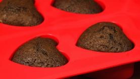 Moelleux cœur fondant au chocolat beurre salé