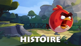 L'Histoire d'Angry Birds