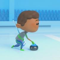 Bande de Sportifs ! - Curling