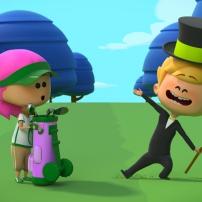 Bande de Sportifs ! - Golf