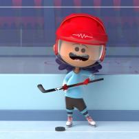 Bande de Sportifs ! - hockey sur glace