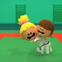 Bande de Sportifs ! - Judo