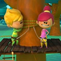 Bande de Sportifs ! - La grimpe d'arbre en forêt