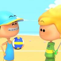 Le Beach Volley