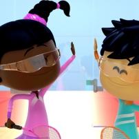 Bande de Sportifs ! - Mini Squash