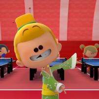 Bande de Sportifs ! - Ping Pong