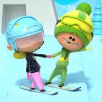 Bande de Sportifs ! - Snowboard