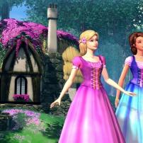 Barbie et le Palais de diamant sur Gulli