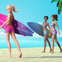 Barbie et le Secret des sirènes sur Gulli