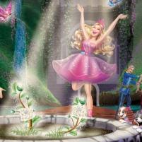 Barbie : La Princesse et la Popstar sur Gulli