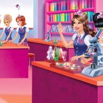 Barbie : Apprentie princesse sur Gulli