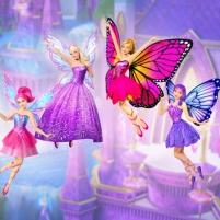 Barbie : Mariposa et le Royaume des fées sur Gulli
