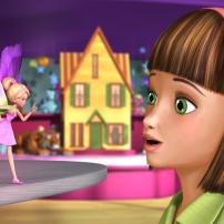 Barbie présente Lilipucia sur Gulli