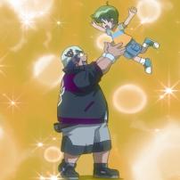 Benkei et Kenta