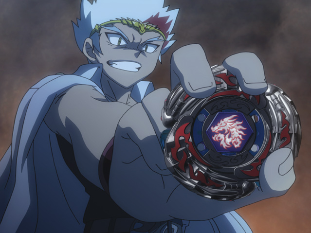 Beyblade L Drago...L Drago Destructor