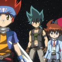 Beyblade Metal Fury, Gingka et ses amis