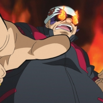 Beyblade Metal Fury, benkei