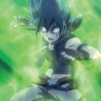 Beyblade Metal Fury, Kyoya