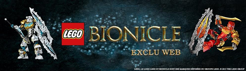 LEGO Bionicle en exclu sur Gulli.fr