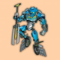 Bionicle : Gali, Maître de l'eau