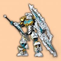 Bionicle : Kopaka, Maître de la glace