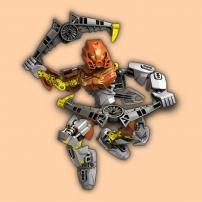 Bionicle : Pohatu, Maître de la pierre