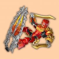 Bionicle : Tahu, Maître du feu