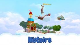 L'Histoire des Bisounours