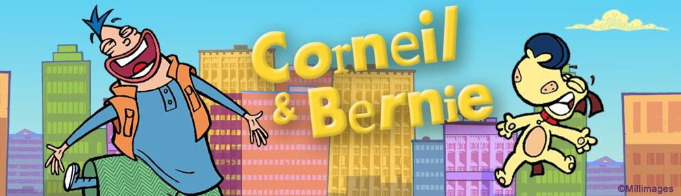 Bernie en fauteuil roulant images corneil et bernie dessins anim s mes h ros gulli - Dessin anime corneil et bernie ...