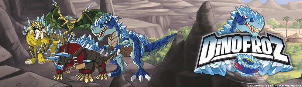 Dinofroz saison 2 sur Gulli