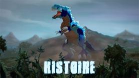 L'histoire du dessin-animé Dinofroz sur Gulli