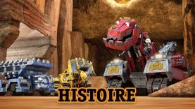L'histoire de Dinotrux