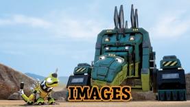 Les images de Dinotrux