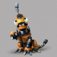 Dinotrux - Click-Clack