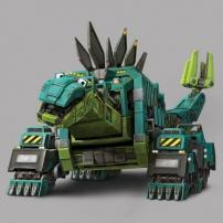 Dinotrux - Débrice