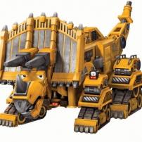Dinotrux - Dozer