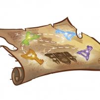 Elves - La carte magique