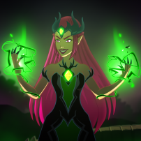 Elves - Ragana