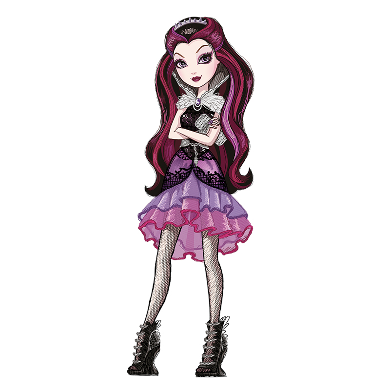 Tout les personnages de ever after high