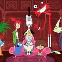 Foster et les amis imaginaires