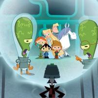 Gawayn saison 2- Les extraterrestres sont parmi nous !
