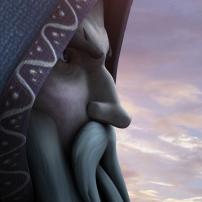 Gormiti 3d - Fond d'écran Le Vieux Sage