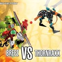 Breez vs. Thornax