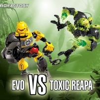Evo vs. Toxic Reapa